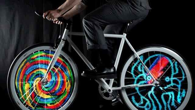 Illuminating Wheels