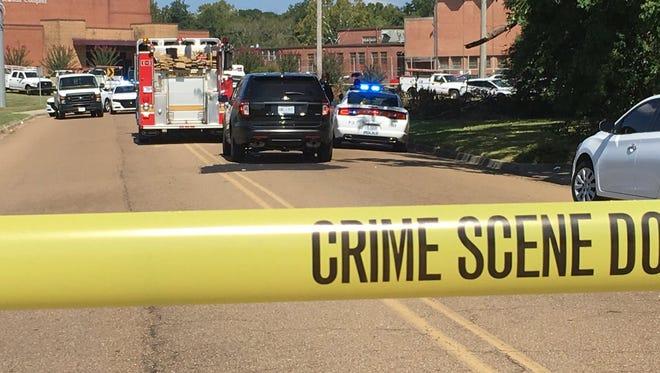 A Jackson resident fatally shot a burglar in his home.