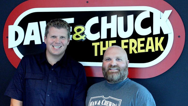 Dave & Chuck the Freak Morning Show will now be simulcast weekday mornings from 6-10 a.m. on WRXK-FM/96k-rock in Southwest Florida.