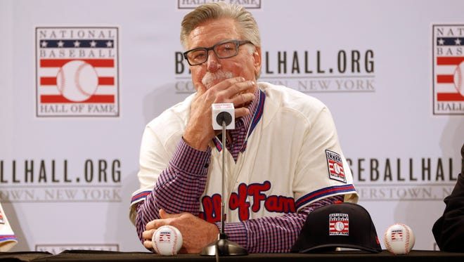 Jack Morris was elected into the Hall of Fame by the Modern Era committee on Sunday.