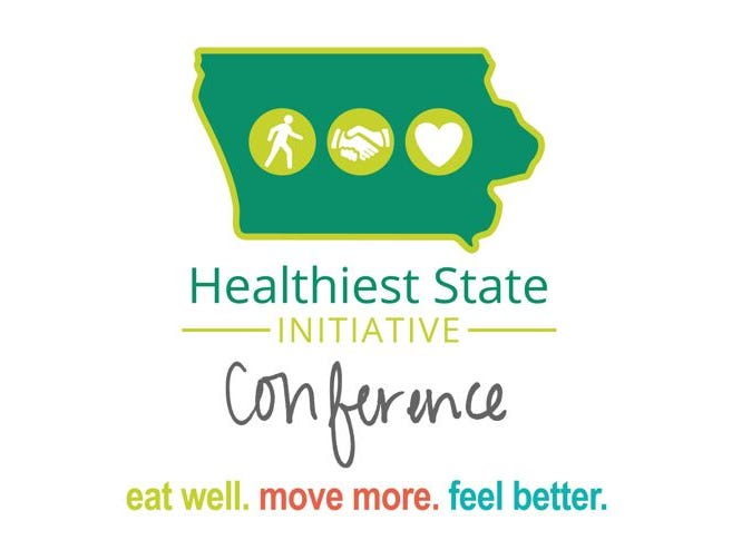 Buy one, get one 50% off  tickets to the Heathiest State Conference on 5/2.