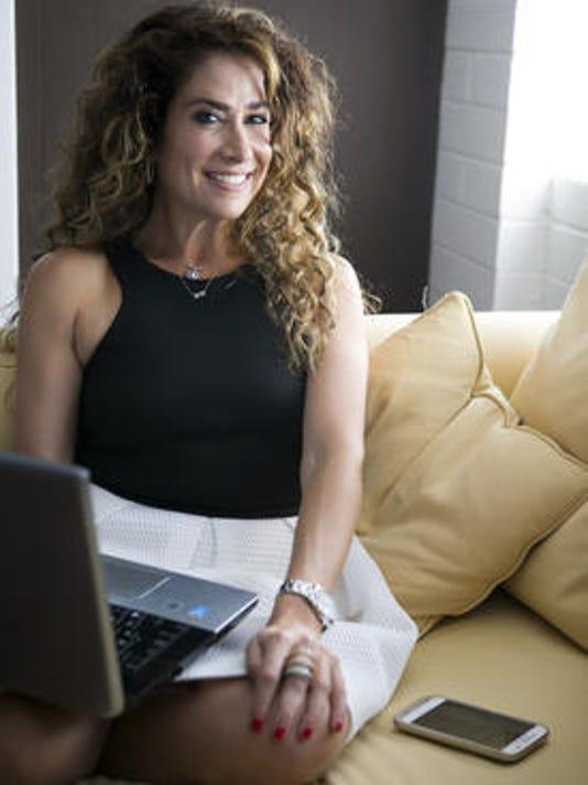 Jennifer Kaplan, owner of Evolve PR and Marketing