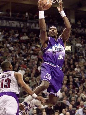 Former Summerfield and La. Tech star Karl Malone is one of the NBA's 50 all-time greatest players.