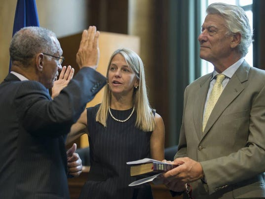Dr. Dava J. Newman Ceremonial Swearing-In