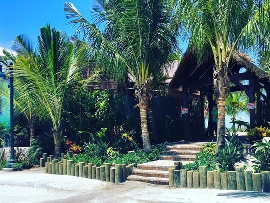 The Royal Palms of St. Lucie County's Sailors & Siren Pub Crawl includes the Square Grouper Tiki Bar on South Hutchinson Island in Fort Pierce.