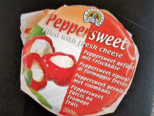 From Austria, die Kasemacher has sent peppersweets,