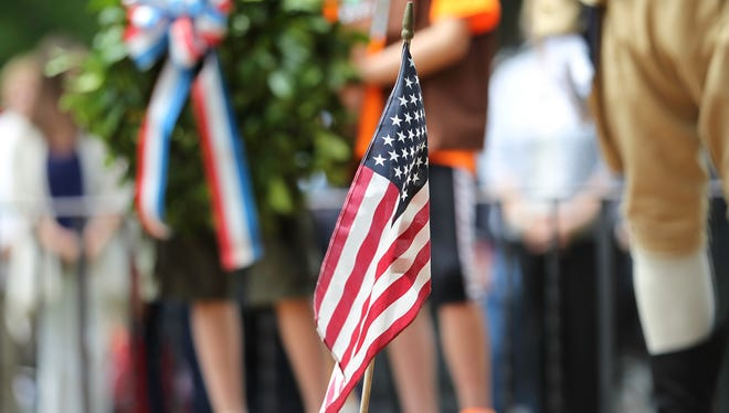 This weekend is host to Veterans Day parades and other family-friendly events.