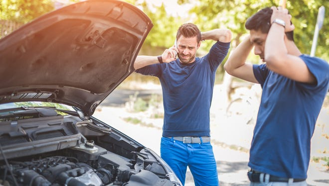 An AAA study estimates 64 million drivers could not pay out-of-pocket for an average repair bill of $500 to $600.