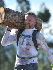 Elfin Saffer's been hooked on the Spartan Race obstacle
