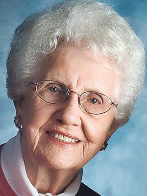 Glenna Brenneman 90th Birthday