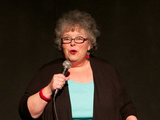 Local comedian Susan Rice is recording her first album live in Salem 9:30 p.m. Saturday, Feb. 3, at Capitol City Theater.