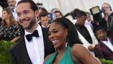 Grapevine: Serena Williams ties the knot in NOLA
