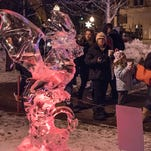 Ice festival, fishing and an MLK walk: Three things to do this weekend