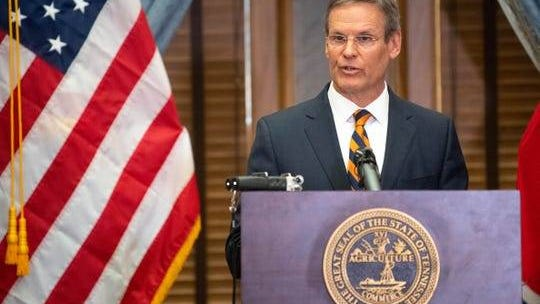 On Wednesday, Gov. Bill Lee announced he would apply for loans from the federal government's Small Business Administration to cover costs for Tennessee businesses.