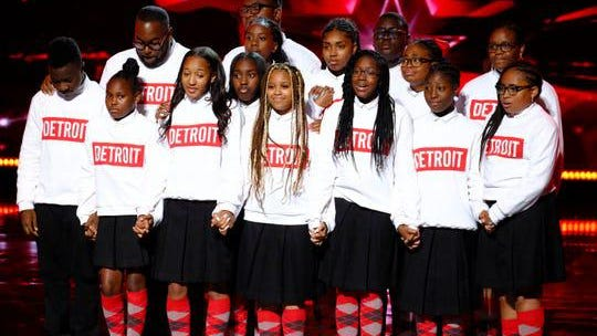 "Detroit Youth Choir made it to second place on Season 14 of NBC's ""America's Got Talent."" The results were announced Sept. 18, 2019."