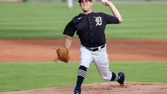 Detroit Tigers pitcher Matthew Boyd grew up a Seattle Mariners fan; the Tigers' 2020 Opening Day starter was 10 the last time the M's made the playoffs.