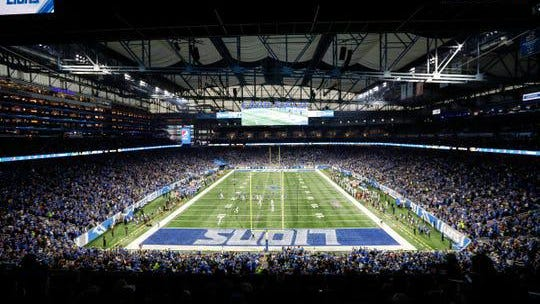 The Detroit Lions will re-open facilities with no coaches and players.
