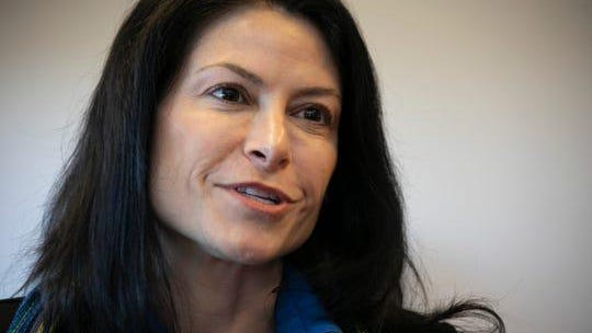 Michigan Attorney General Dana Nessel in January 2019. Nessel and other AGs suing Secretary of Education Betsy DeVos are arguing that the Department of Education didn't follow standard procedure in issuing a ruling on how education funding allocated through the CARES Act is diverted.