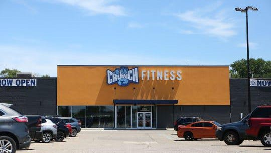 Crunch Fitness in Warren reopened June 25, despite Gov. Gretchen Whitmer's gym closure order that remains in effect. It is one of numerous gyms in the region that are now welcoming back members.
