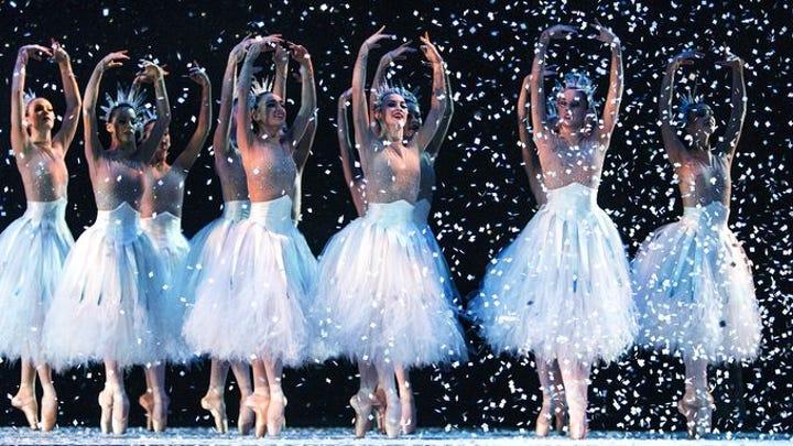 """Ballet Arizona's """"The Nutcracker"""" boasts top-flight production values."""