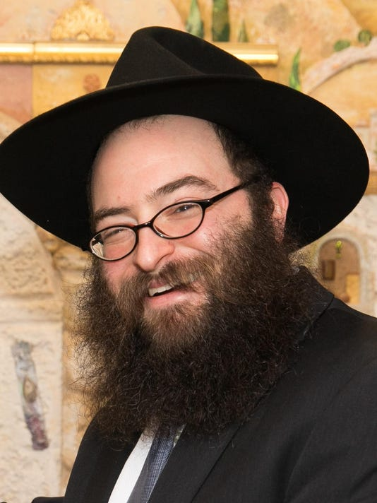 Rabbi Levi Slonim