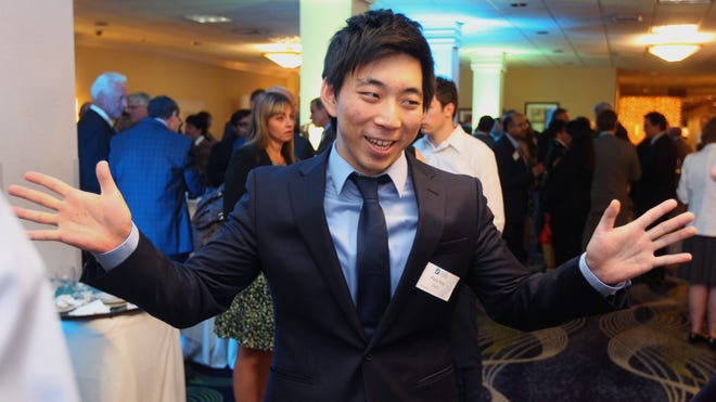 Felix Kim and his company Ovitz Corporation won a Digital Rochester's GREAT Award in the Optics, Photonics and Imaging category.