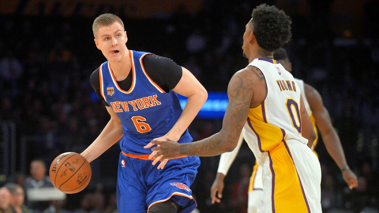 Former NBA player Eddie Johnson breaks down the game of the New York Knicks young star.