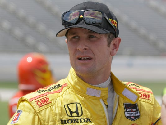 6-6-2014 ryan hunter-reay