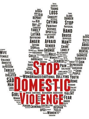 Stop domestic violence