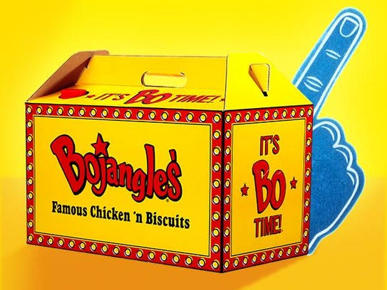 Bojangles' recently announced it plans to expand into