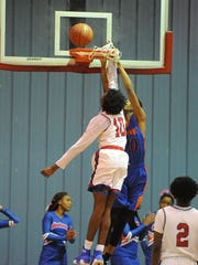 Evangel hosted Southwood Tuesday night.