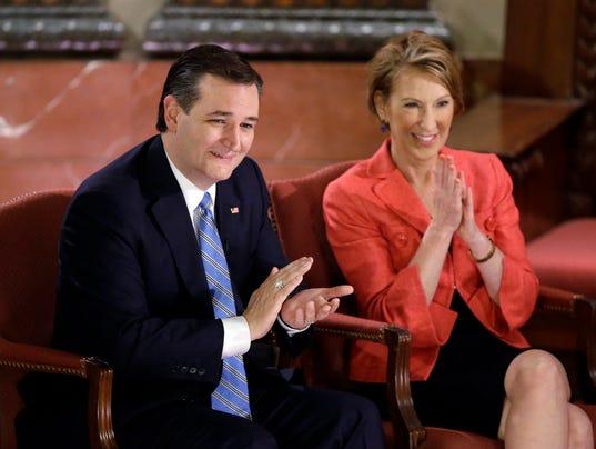 Texas Sen. Ted Cruz to discuss presidential strategy on Sunday talk shows