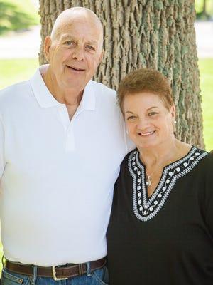 David and Sandi White