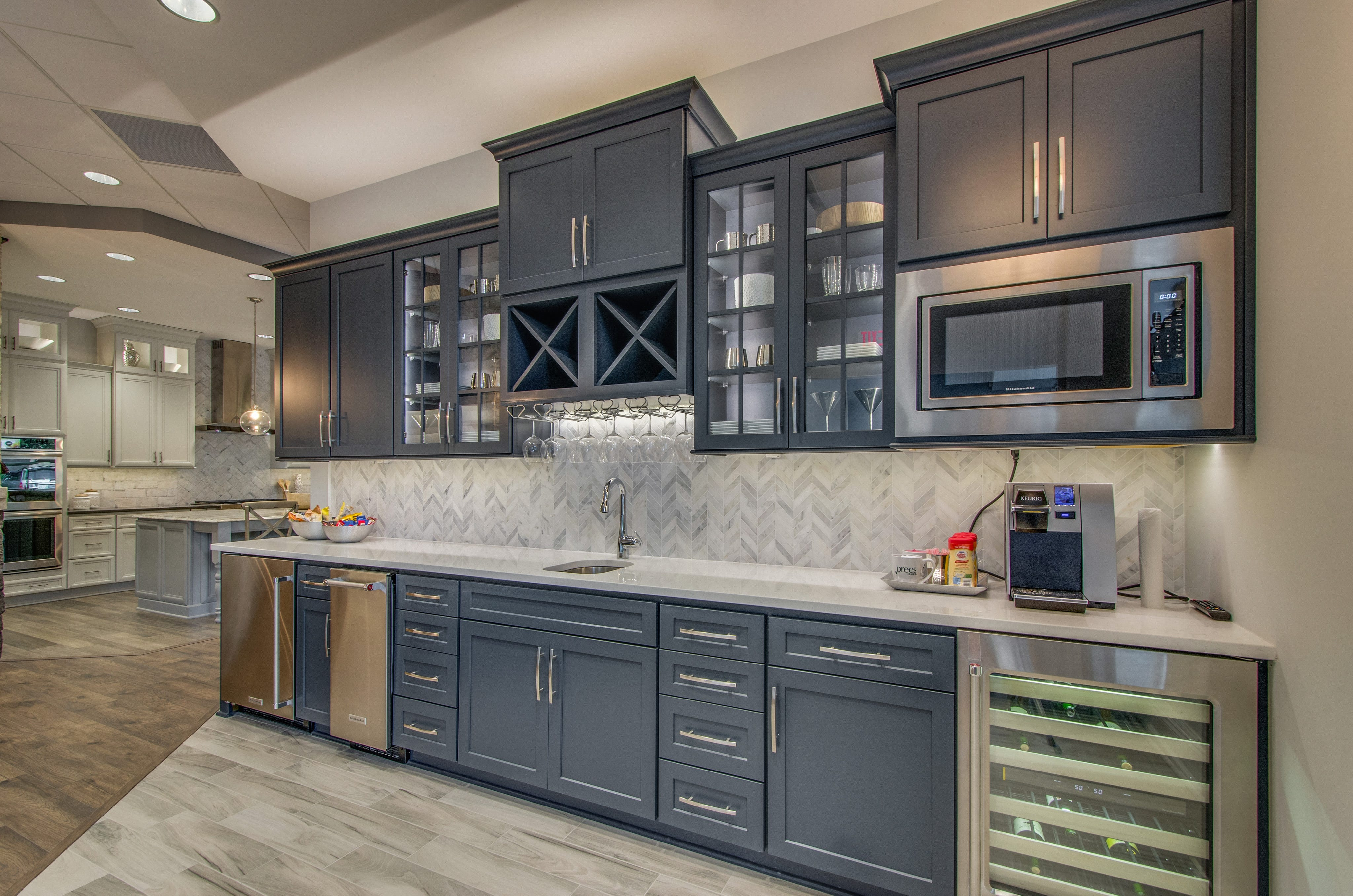 Design Centers Inspire Home Buyers To Make Bold Choices