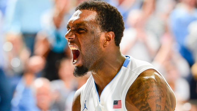 Shortly after he was pulled over in July, P.J. Hairston was suspended from the North Carolina basketball team indefinitely by coach Roy Williams.