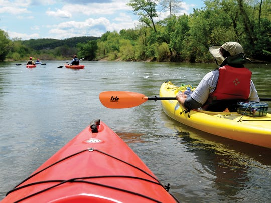 Arkansas will convert its state parks to day-use only beginning Friday.