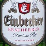 Einbecker Brauherren Premium Pils, from Einbecker Brauhaus AG in Einbeck, Germany, is 4.9% ABV.