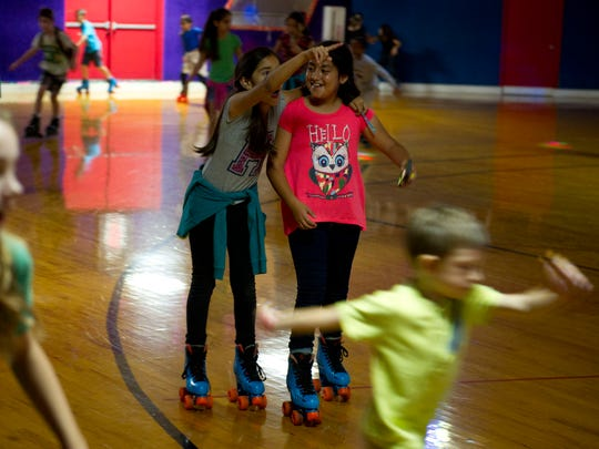 Kids, age 10 and older, can ring in the new year at The Skate Factory in Vero Beach.