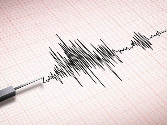 A 4.2-magnitude quake struck near Manhattan Thursday evening.