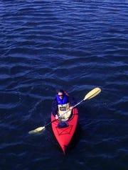 BUR 0720 GETOUT Kayak