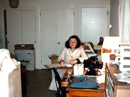 Faye Gade in 1986.