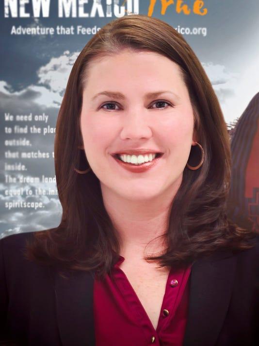 State Tourism Secretary Rebecca Latham