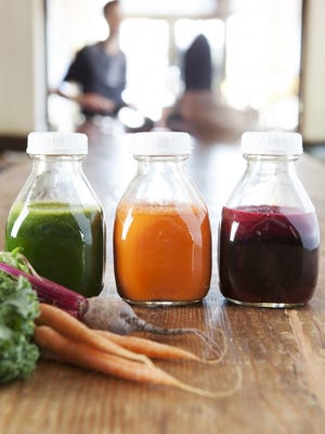 Juice fasting is yet another dietary trend in today's diet-crazed society.