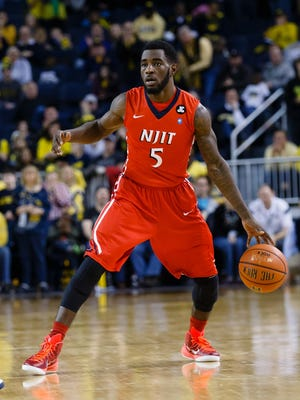 NJIT and Damon Lynn are looking for their first trip to the NCAA Tournament