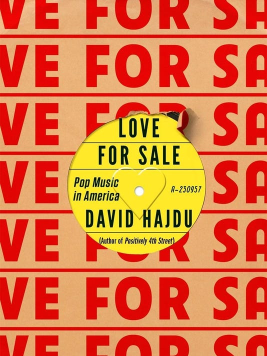 Book Review Love for Sale