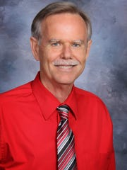 Joe Thompson, principal of Black Fox Elementary