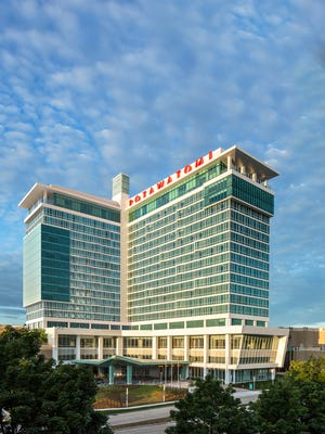 The Potawatomi tribe is hoping that an expansion of its existing hotel will boost business at its neighboring casino.