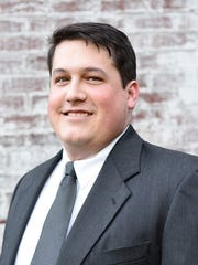 Blake Thomas is the new executive director of the Montgomery Symphony Orchestra.