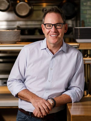 Sam Fox of Fox Restaurant Concepts.