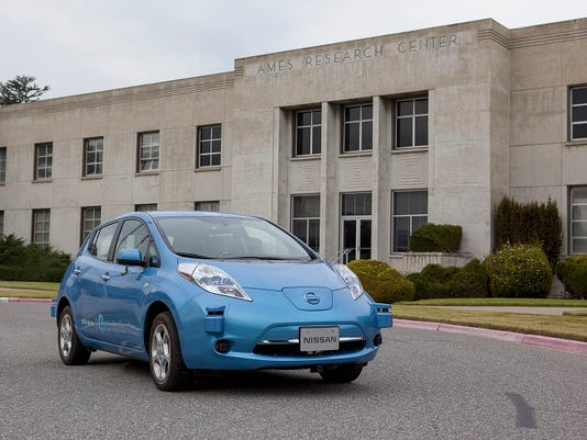 Nissan and NASA partner to jointly develop and deploy autonomous